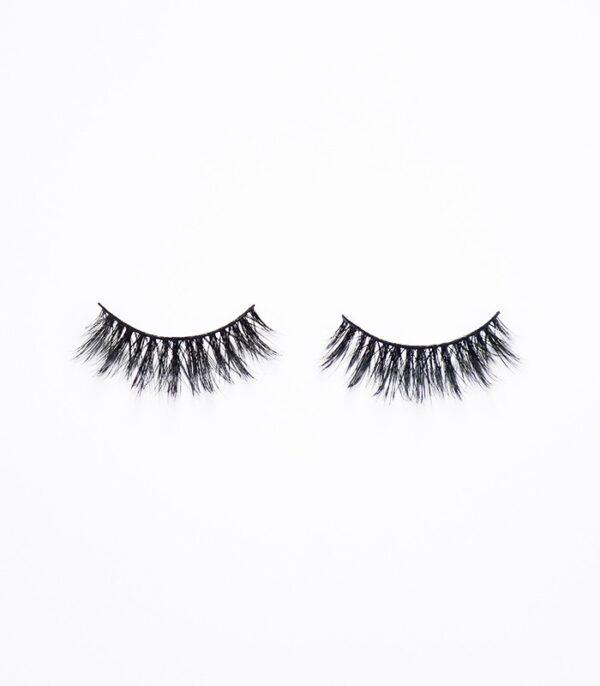 3D Mink Eyelashes - Milan